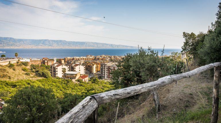 Progetto di riqualificazione urbana a Messina